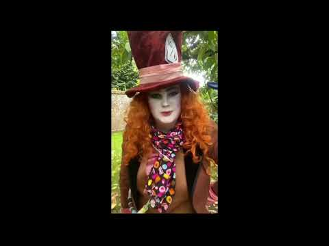 Mad hatters message