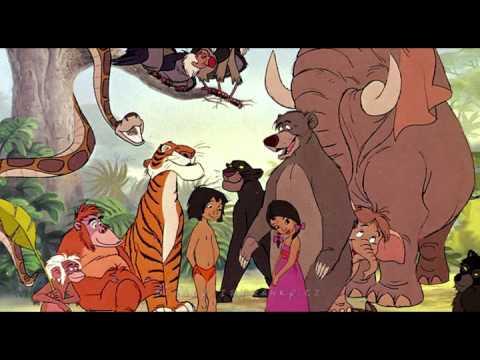 Kniha džunglí - ukázka audioknihy 1991 CZECH