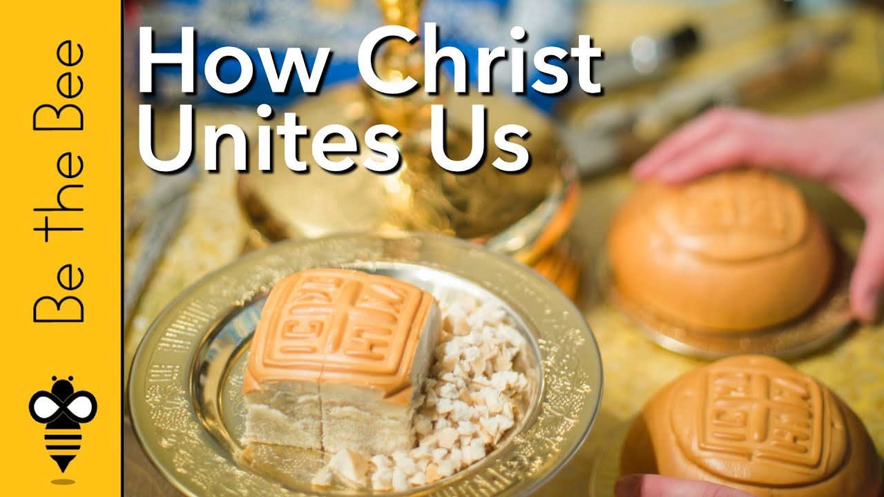 #90 How Christ Unites Us