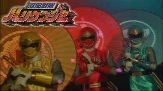 Ninpuu Sentai Hurricanger (PS1) - Full Gameplay - No Commentary