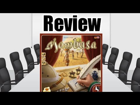 Mombasa Review - Chairman of the Board