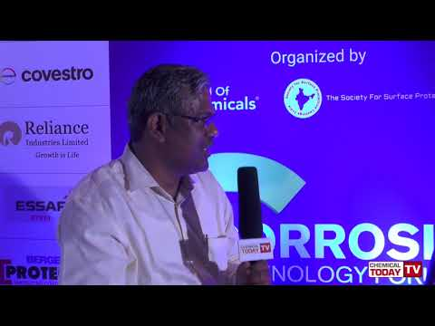 S. Ravichandran, Berger Paints - Corrosion Technology Forum 2018
