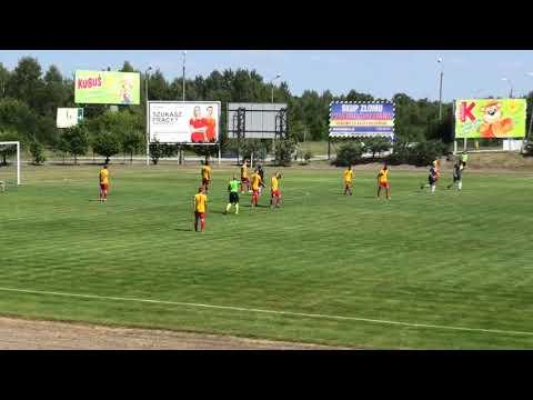 Bramki z meczu Stomil II Olsztyn - Olimpia Olsztynek 5:5