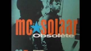 MC Solaar Feat. Les Sages Poetes De La Rue   Le Free Style D'Obsolete