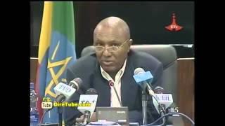 ESAT ; Bereket Simon Announces Meles Zenawi's Death