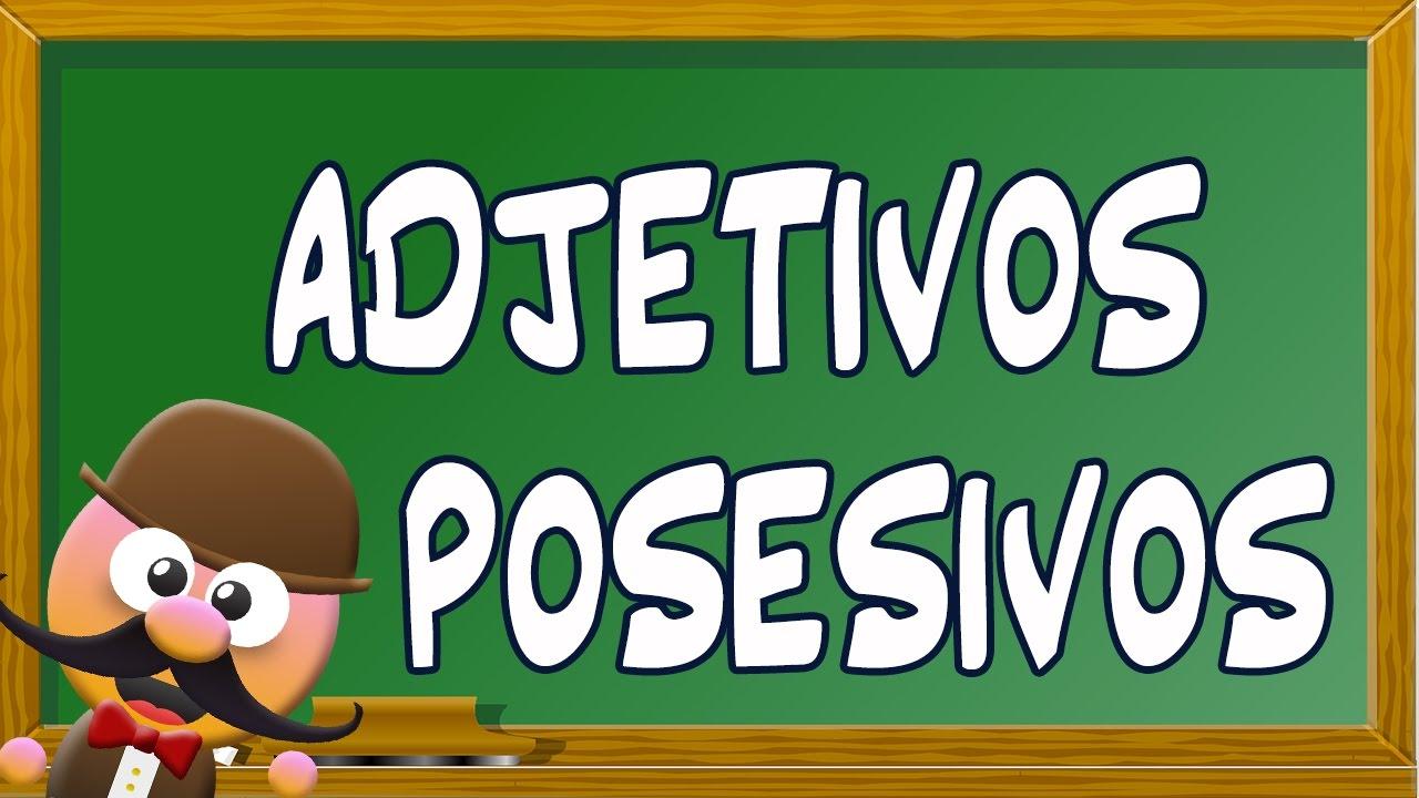 INGLÉS PARA NIÑOS CON MR PEA -ADJETIVOS POSESIVOS [nivel medio]