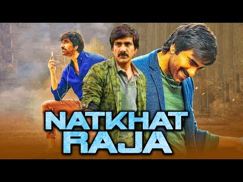 Natkhat Raja (2019) Telugu Hindi Dubbed Full Movie | Ravi Teja, Ileana D'Cruz