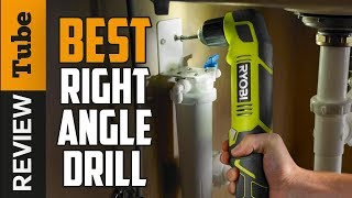 What is right angle drill