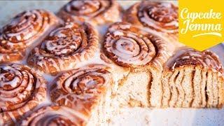 The Best, Softest  Cinnamon Rolls   Cupcake Jemma