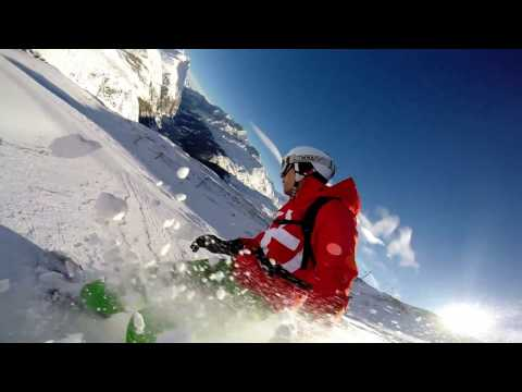 "GoPro HD Snowboard Movie ""Let me take you to Zermatt"""
