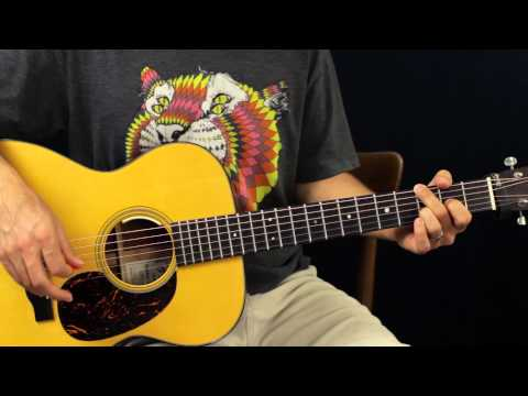 Songwriting Tips - EASY Chords - Basic Strumming - Guitar Lesson - Three-Chord Song