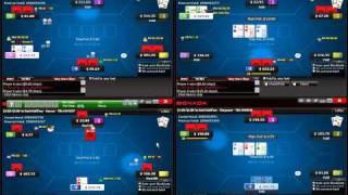 Day 58| Part 9/18 | Online Poker Challenge | Win $100k | Texas No Limit Holdem Poker | HD