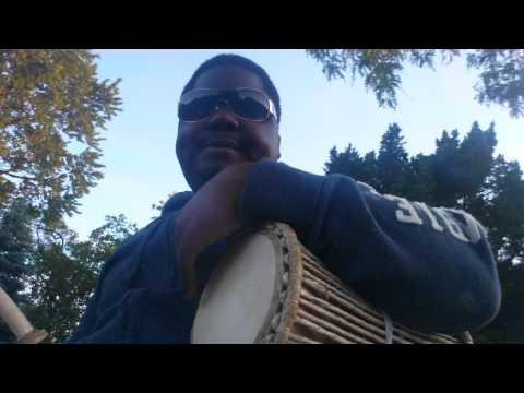 Talking drum tutorial