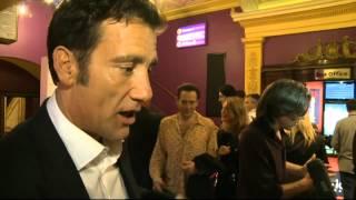 Clive Owen: Talks new film Shadow Dancer and congratulates Jennifer Aniston