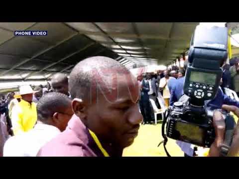 President Museveni meets born again pastors