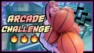 We Played EVERY Basketball Arcade Machine (At the same time!)