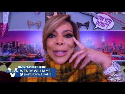 "Wendy Williams Says Biopic, Documentary Will Make Ex-Husband ""Wish"" He ""Never Met Me"" | The View"