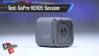 Neuer Würfel: GoPro Hero 5 Session im Test