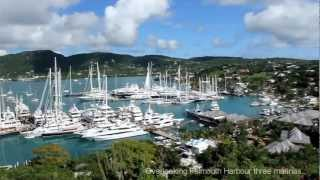 preview picture of video 'Harbour Hill - Luxury Caribbean Rental Villa, Antigua'