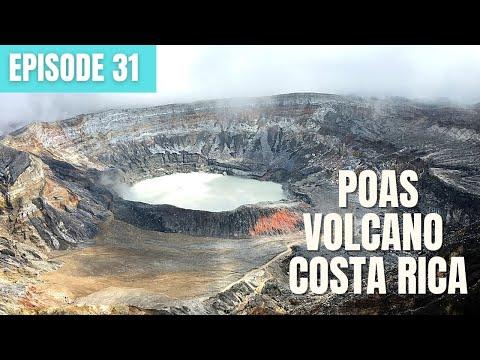 Poas Volcano - Costa Rica