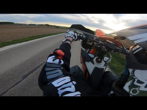 My Way on the Highway KTM EXCF 350