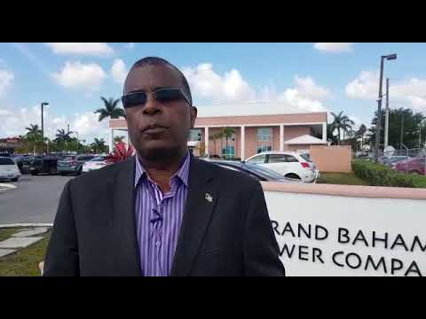 Sen. Fred Mitchell on power reconnection for KFC Freeport