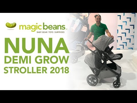 Nuna Demi Grow Stroller 2018 (Single, Double, Twin) | Reviews, Ratings, Price