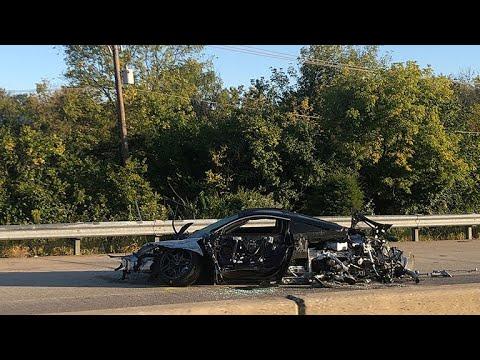 Route 22 crash aftermath Sept. 19, 2019