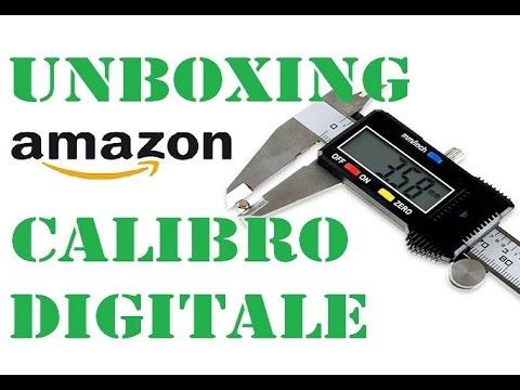 Recensione Calibro digitale Amazon/Powerfix by Paolo Brada DIY