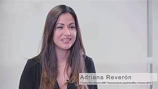 Testimonio de Adriana Reverón, Miss España Universo