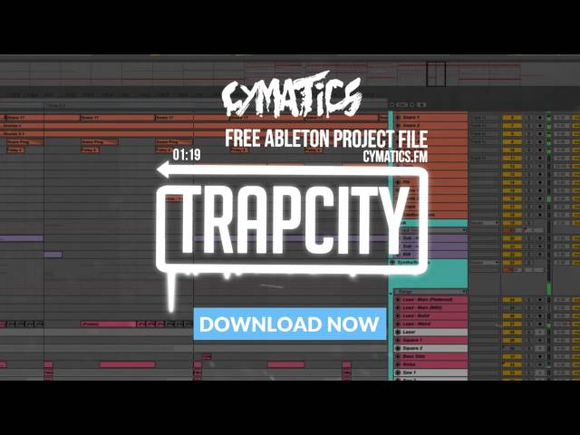 how to make trap music ableton live 9