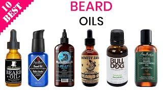 10 Best Beard Oils 2020 | Best Beard Oil for Beard Growth and Thickness