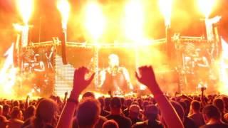 Metallica - Blackened  - July 12 - 2017 - Comerica Park - Detroit, Michigan