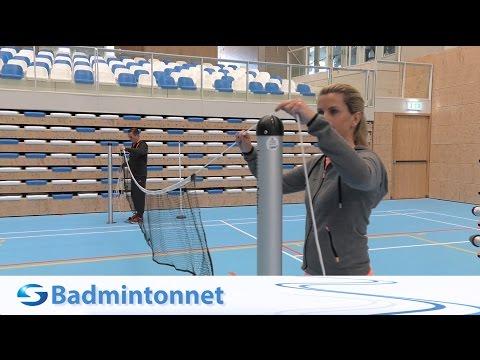Badminton net - Schelde Sports