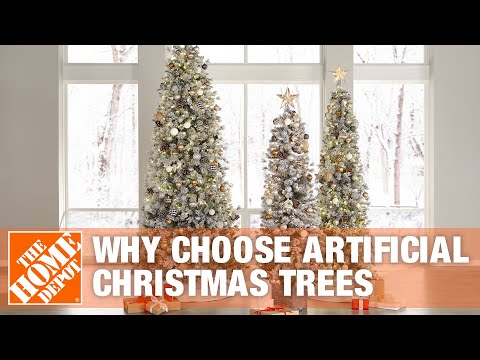 Why Choose Artificial Christmas Trees