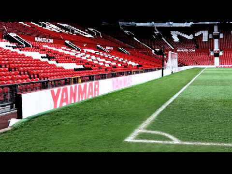 Yanmar are Sponsors of Manchester United