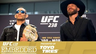UFC 238 Embedded: Vlog Series   Episode 5