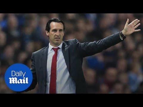 Who Is Arsenal's New Manager Unai Emery? Take A Look At His CV