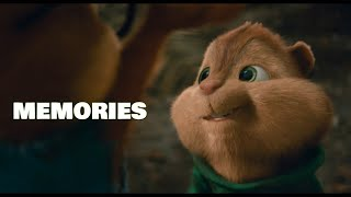 Maroon 5 - Memories | Alvin and the Chipmunks