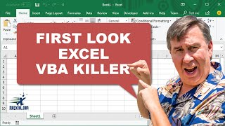 First Look: Excel VBA Killer - TypeScript Debuts in Excel - Ep # 2322
