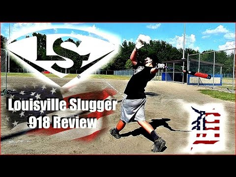 Louisville Slugger 918 BBCOR Review
