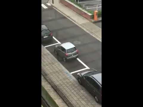 Hvordan er det mulig å ikke klare å lukeparkere her?