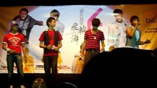 Fahrenheit Digi Promo Yue Lai Yue Ai Album at The Zon, JB : Ji Mo Bao Zou