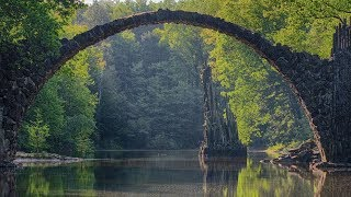"Peaceful Relxing Instrumental Music, Calm Meditation Music ""Nature's Bridges"" by Tim Janis"