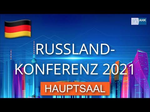 AHK – Russland-Konferenz 2021