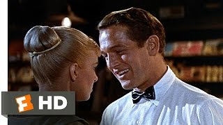The Long, Hot Summer (3/3) Movie CLIP - I'm Gonna Kiss You (1958) HD