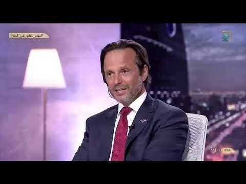 بالفيديو.. جون باغانو: مطار مشروع البحر الأحمر سيُفتح جزئيًا في نهاية 2022