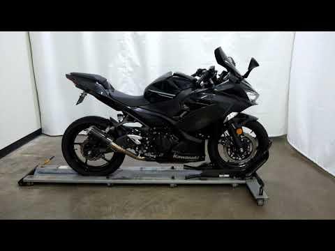 2020 Kawasaki Ninja 400 ABS in Eden Prairie, Minnesota - Video 1
