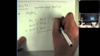 Chapter 3 - Stoichiometry And Calculations With Formulas And Equations: Part 3 Of 5