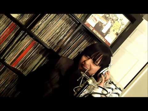 Recording live with Statik Selektah..